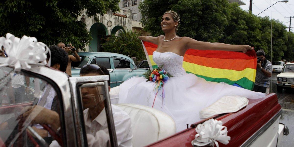 Cuba propone eliminar lenguaje que promueve matrimonio LGBT+