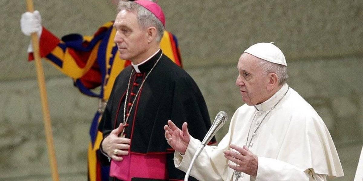 Papa Francisco acepta renuncia del obispo auxiliar de Los Ángeles