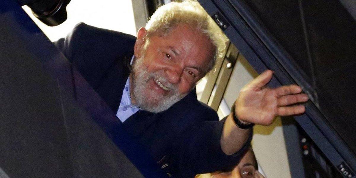 Se esfuma la posibilidad de Lula: presidente de la corte suprema de Brasil suspende fallo que podía liberarlo