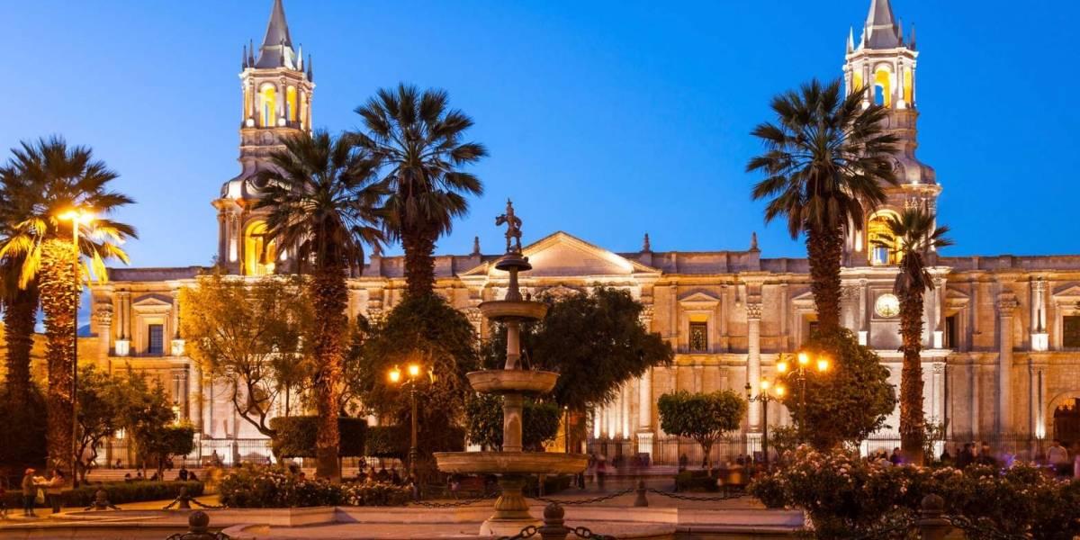 Más opciones de conocer Perú: aerolínea low cost abre nueva ruta a Arequipa