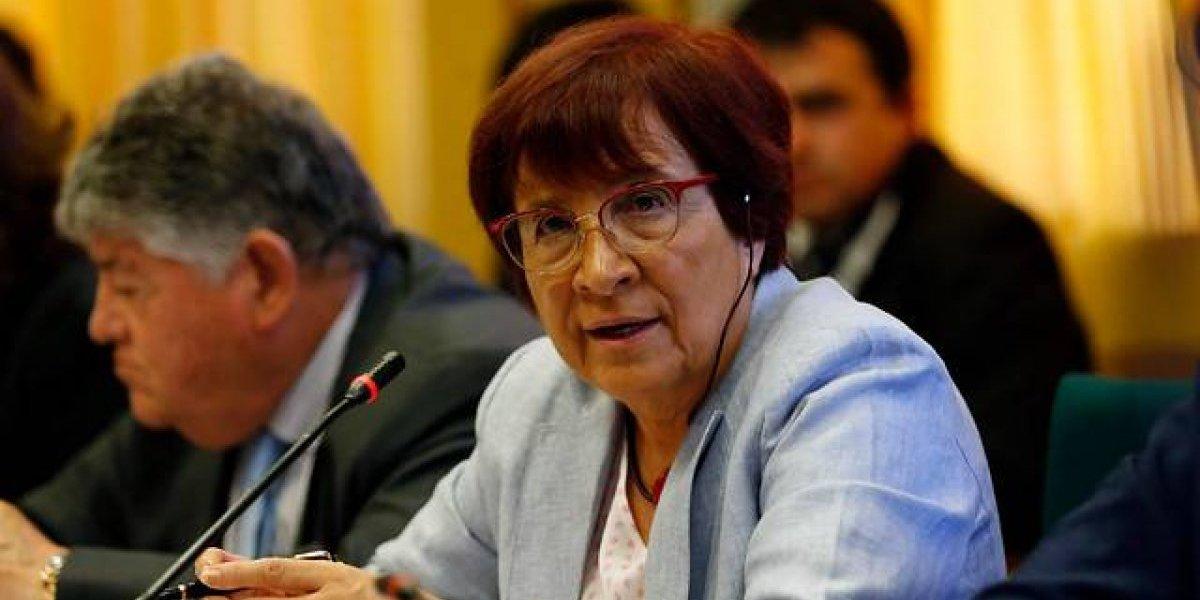 """Carmen Hertz y resistencia a alianzas con el PC: """"Hay un anticomunismo muy perverso, muy canalla"""""""