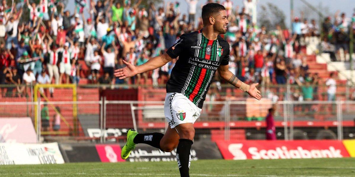 La U sigue armándose para el 2019 y fichó al goleador de Palestino
