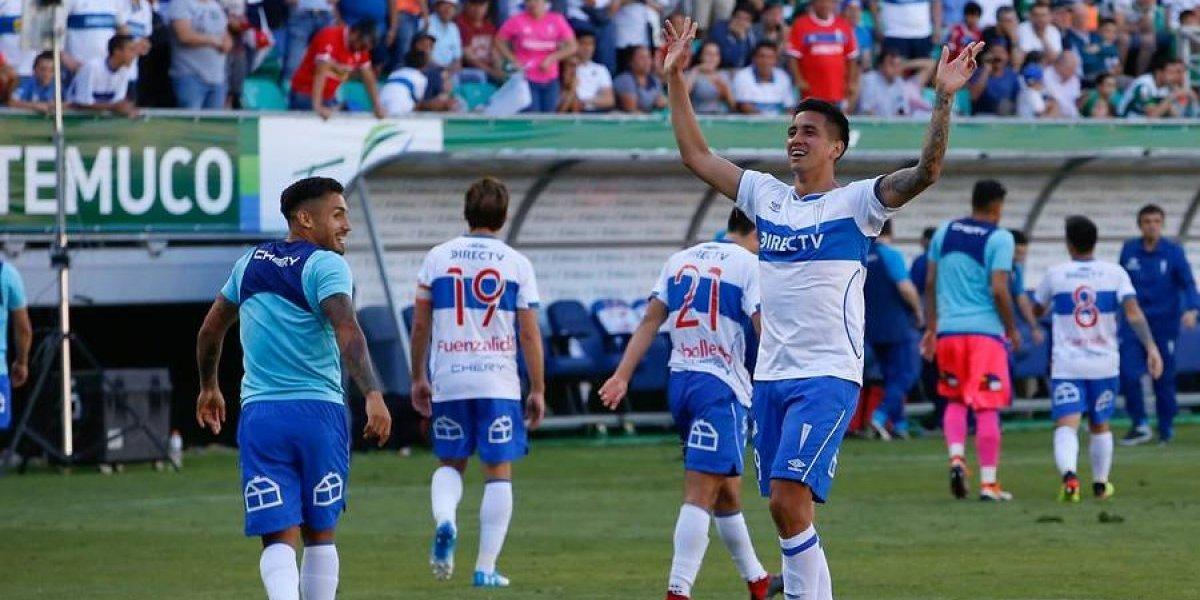 Andrés Vilches logra desvincularse de Colo Colo y despeja el camino para seguir en la UC