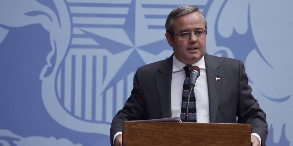 Bruno Baranda es nombrado presidente del directorio — TVN