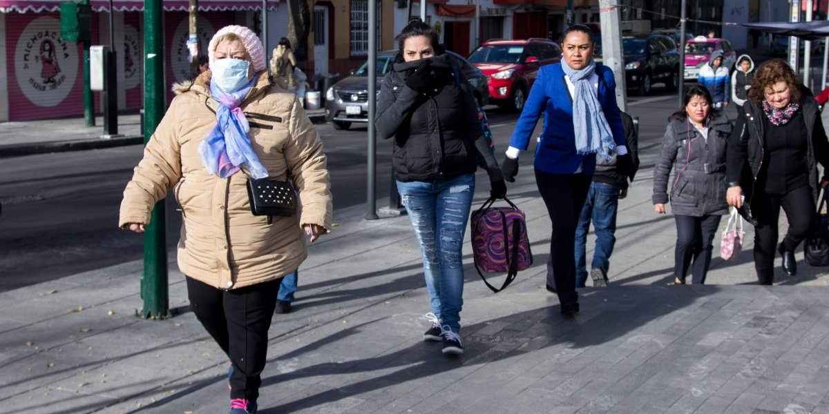 Tercera tormenta invernal dejará de afectar, pero llega el frente frío 18