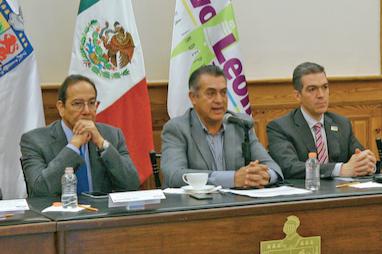 Federación sí apoyará proyectos de Nuevo León: Bronco