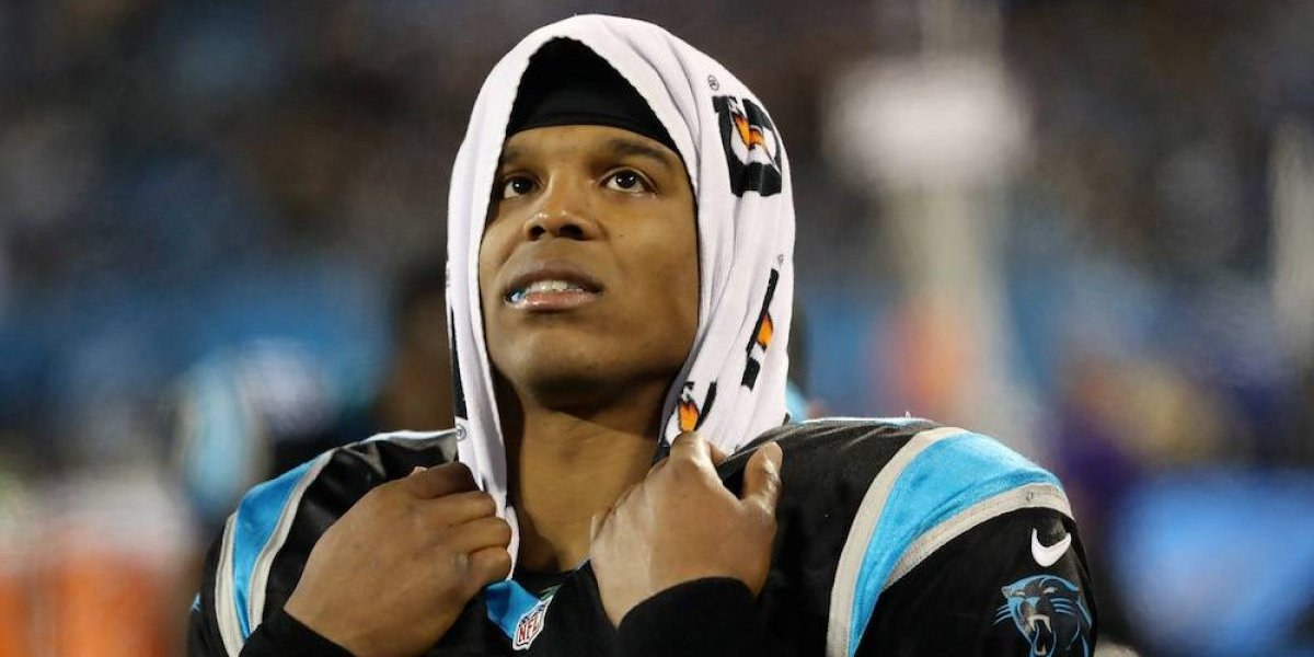 Malos resultados orillan a Panthers a quitar titularidad a Cam Newton