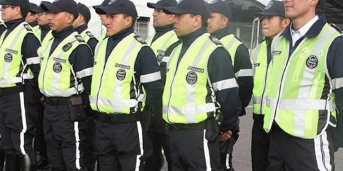 AMT desmiente que esté contratando agentes civiles de tránsito