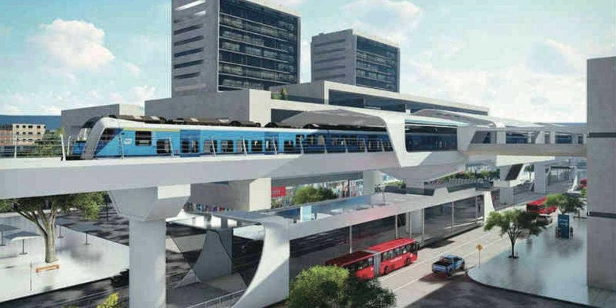 ¿Segunda línea del Metro de Bogotá será elevada o subterránea?