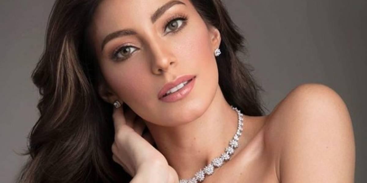 ¿La Miss Ecuador, Virginia Limongi, llegará el 4 de enero de 2018 al país?