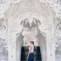 Virginia Limongi y su viaje en Tailandia