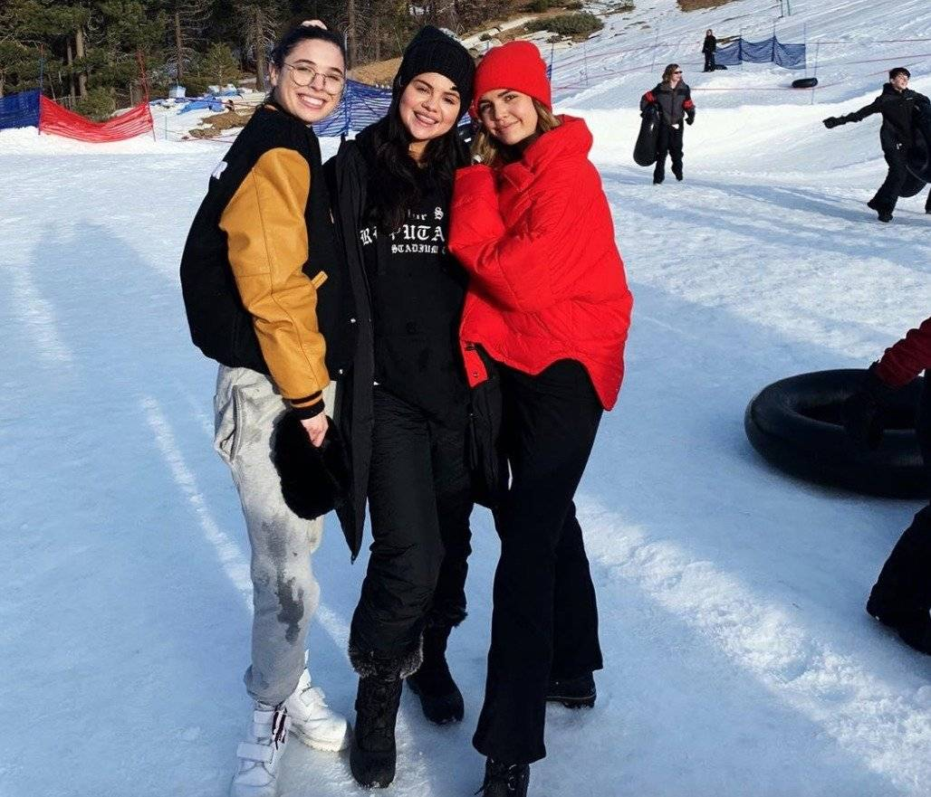 Foto: Así fue la reaparición de Selena Gomez tras su paso por un psiquiátrico