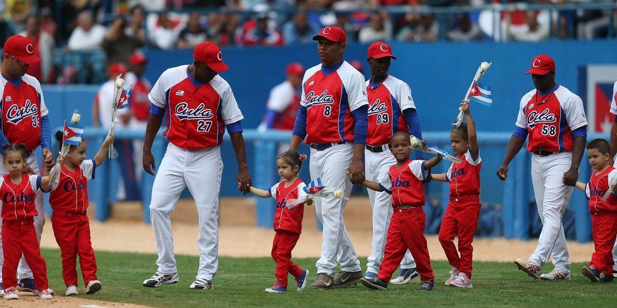 MLB y Cuba anuncian histórico acuerdo que permite a peloteros cubanos jugar en Estados Unidos