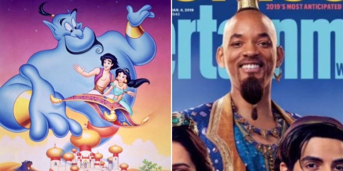 Aladdin: Divulgam as primeiras imagens da versão live action do filme