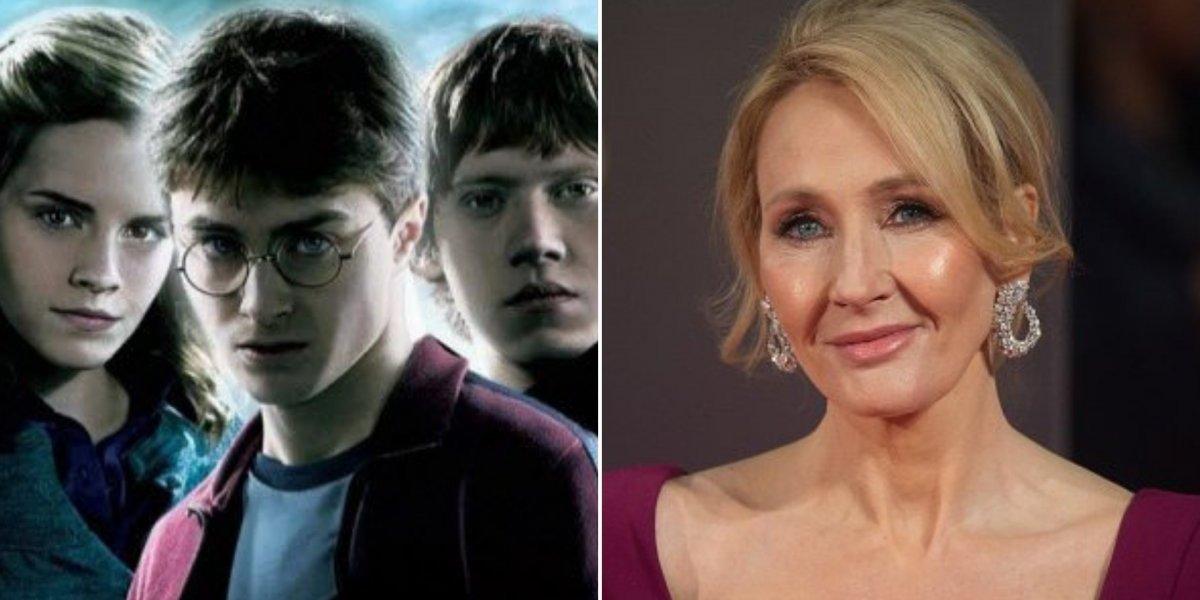 J.K. Rowling leva roubo de artigos de 'Harry Potter' à justiça e é acusada de aterrorizar funcionários