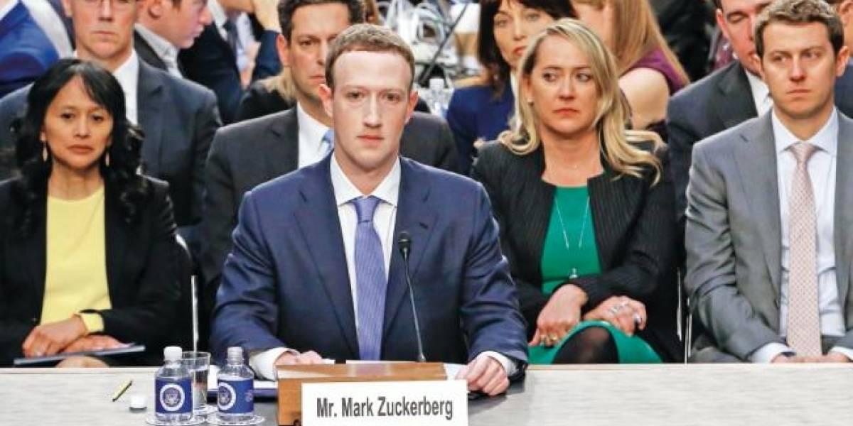 Facebook le permitió a grandes compañías leer mensajes privados
