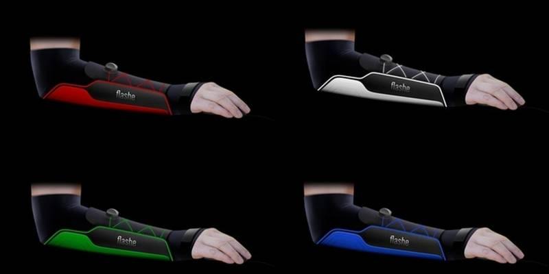 Conozcan el primer 'guante' diseñado para mejorar el rendimiento en videojuegos
