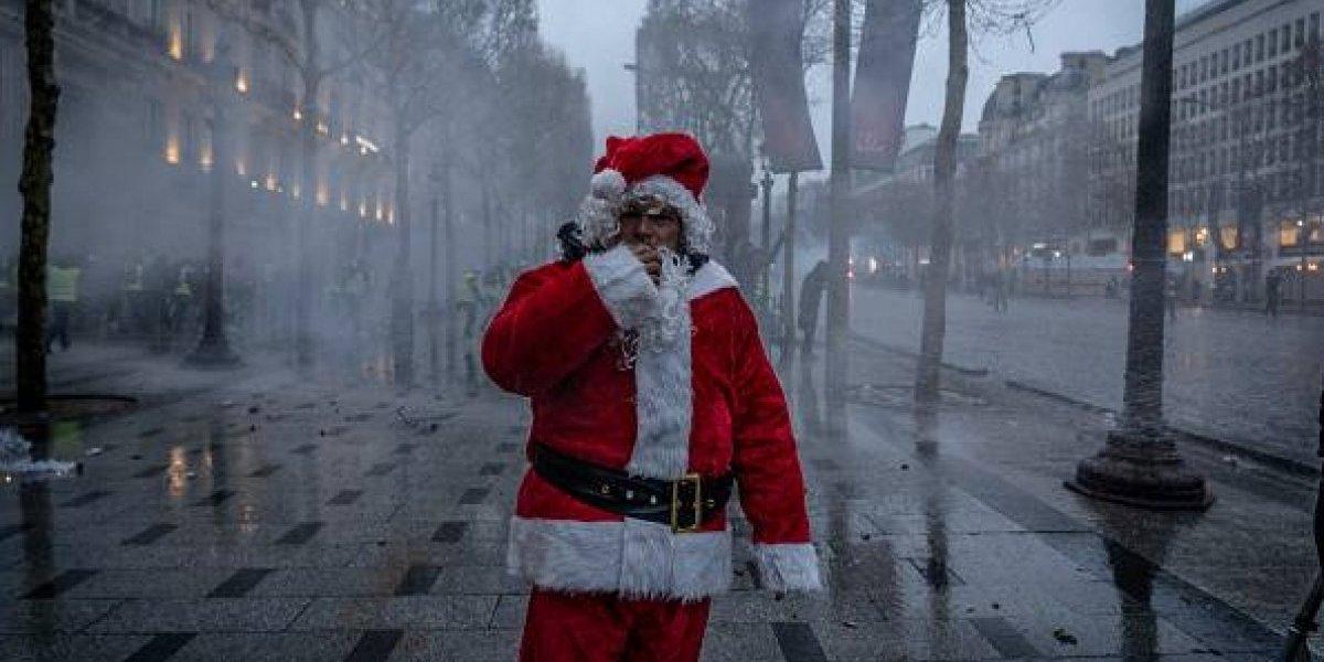 La tenebrosa historia de la ciudad de Papá Noel, Rovaniemi