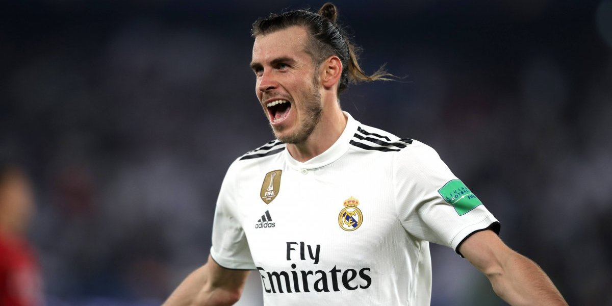 Con hat-trick de Bale, el Madrid va a la final del Mundial de Clubes