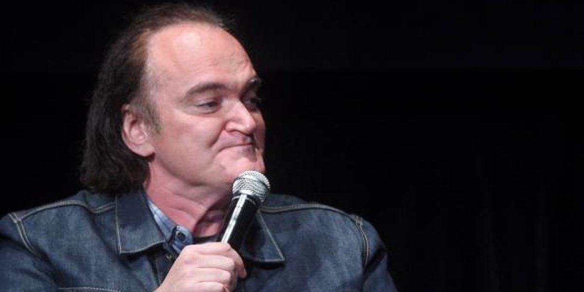 Quentin Tarantino enfrentó a ladrones que robaron en su casa
