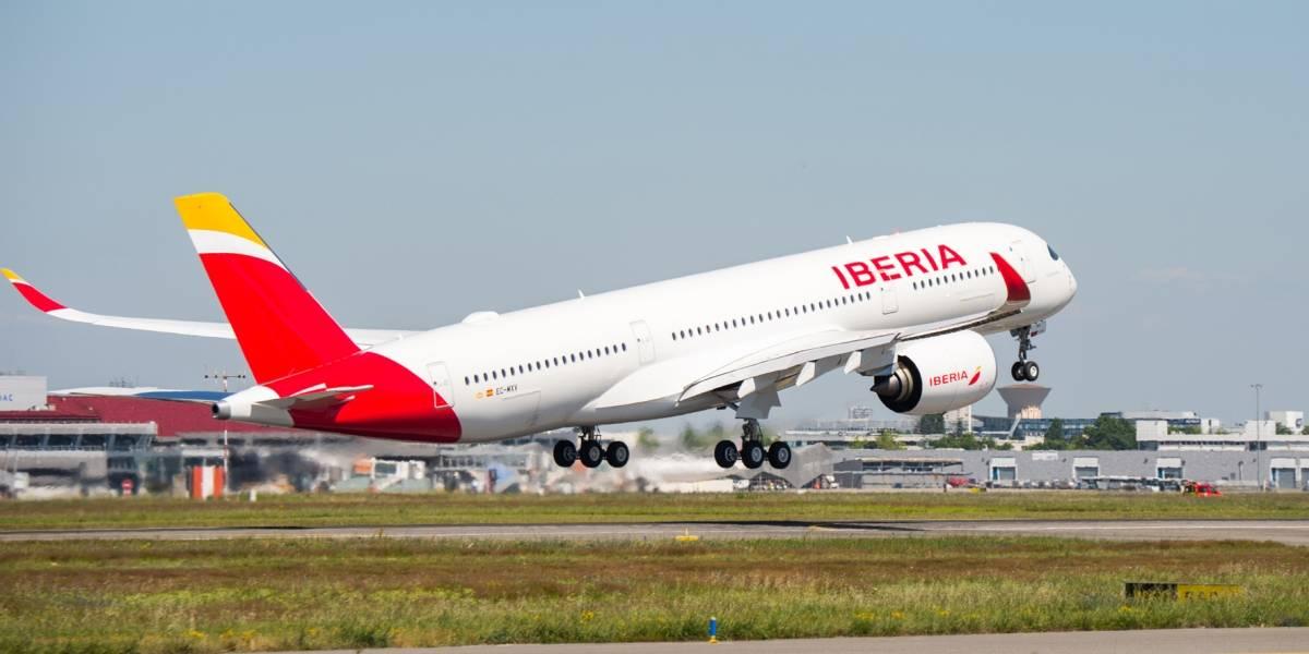 Falta de acuerdo podría acabar con vuelo directo Madrid-México de Iberia