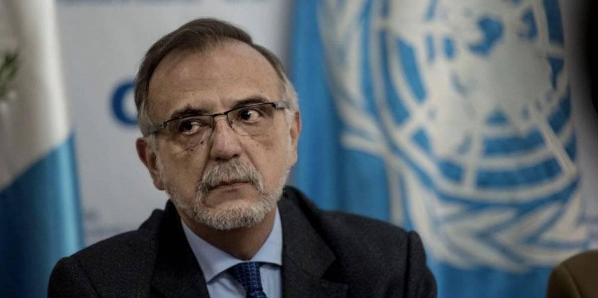Iván Velásquez habla de la lucha contra corrupción