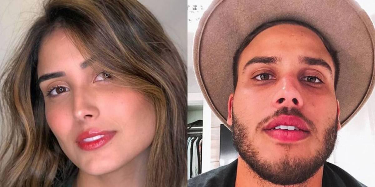 Jonathan Couto e Letícia Almeida trocam farpas em post sobre bebê de Gabi Brandt