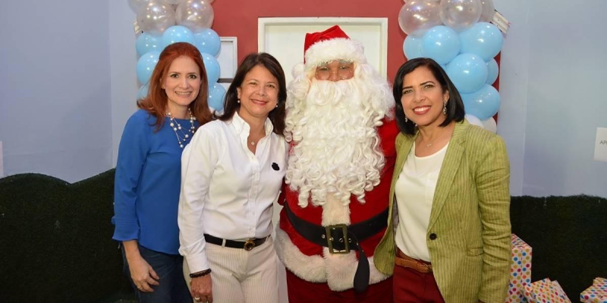 #TeVimosEn: Humano de Corazón celebra fiesta infantil para dar bienvenida a la navidad