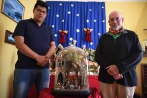 Guardianes de nacimientos guatemaltecos