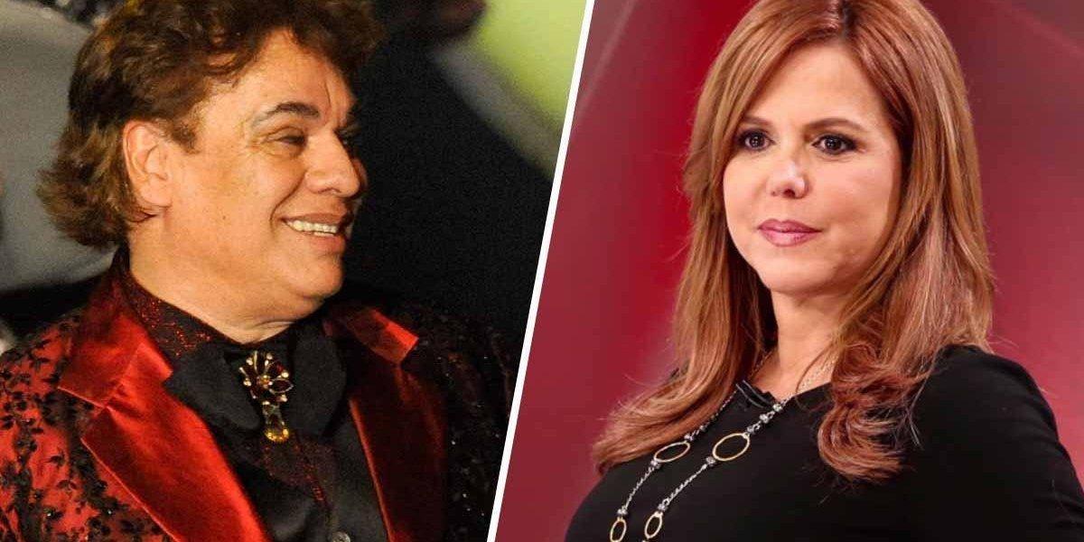 Conductora María Celeste Arrarás comparte la exclusiva de que Juan Gabriel está vivo