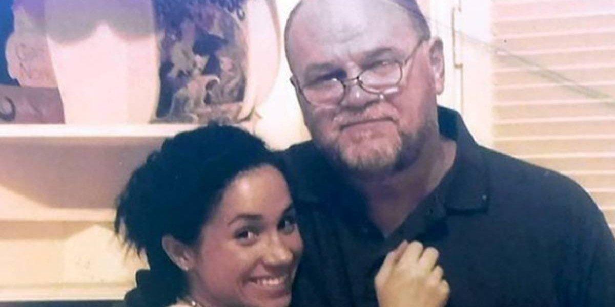Padre de Meghan Markle pide a Isabel que le ayude en la relación con su hija
