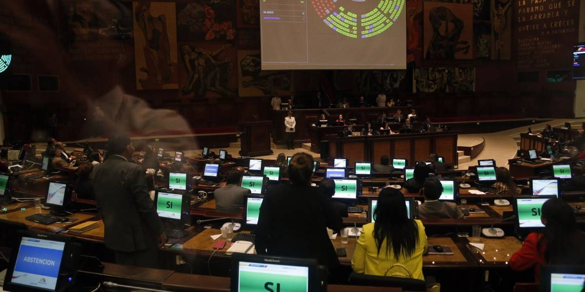 Fin a la censura en Ecuador: Congreso elimina organismo sancionador de medios