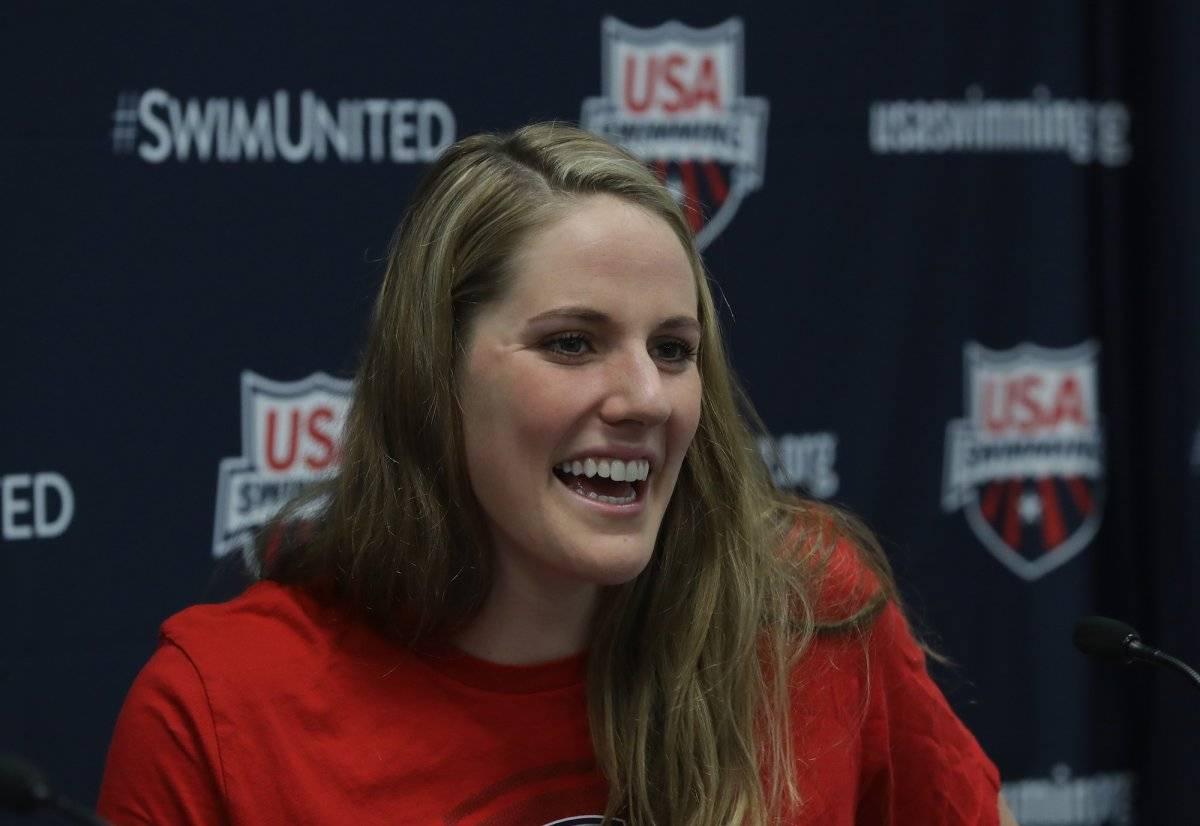A los 23 años Missy tiene el respeto de todo el deporte mundial  GETTY IMAGES