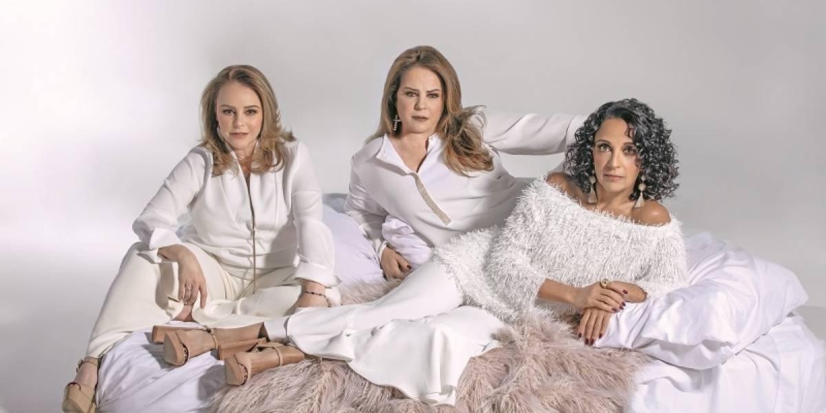 Pandora redefine el trío y se alían con la música grupera