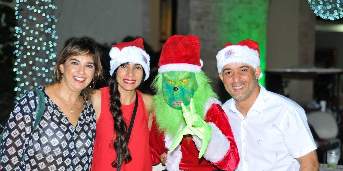 #TeVimosEn:  Cap Cana celebra la Navidad con desfile de lanchas