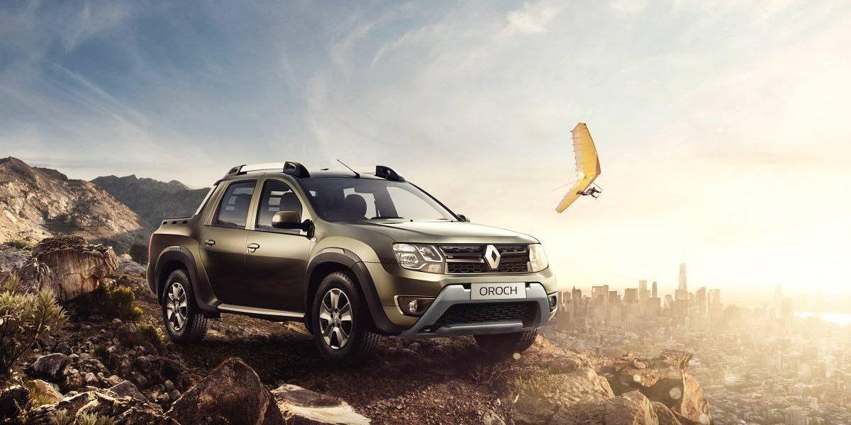Renault amplía la oferta del Oroch con una versión 4x4