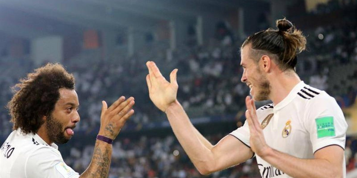 Real Madrid vence 3-1 a Kashima en el Mundial de Clubes