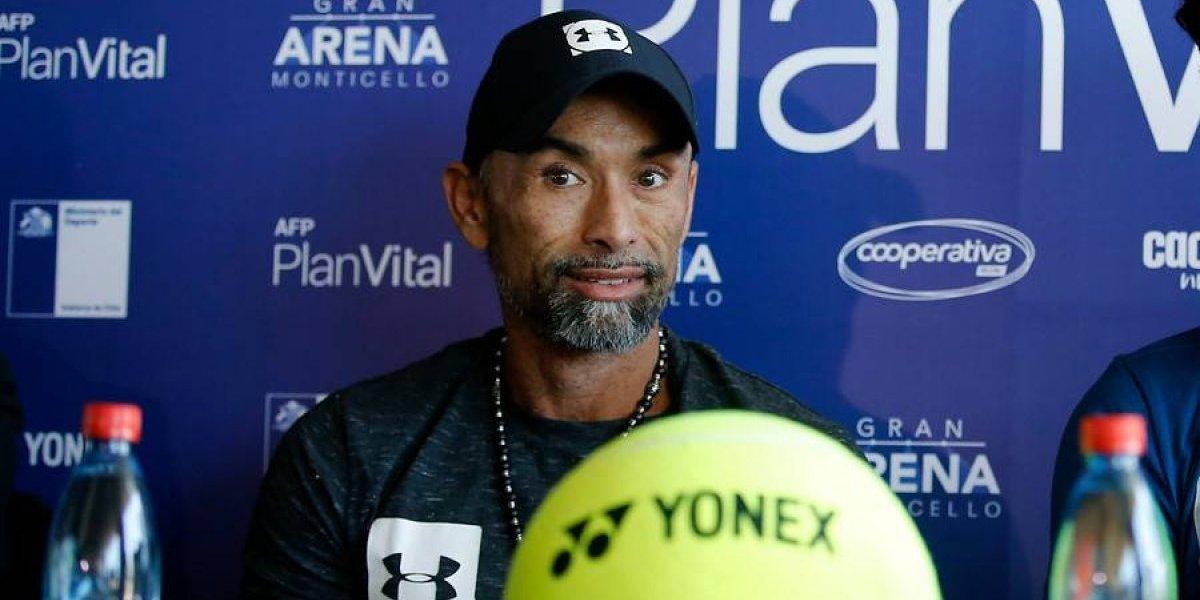 """El Chino Ríos y su vuelta al tenis: """"Es una opción de entretenerme y tiene que ser a corto plazo"""""""