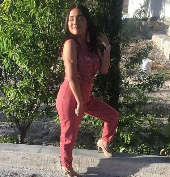 Rubí Ibarra tiene 17 años