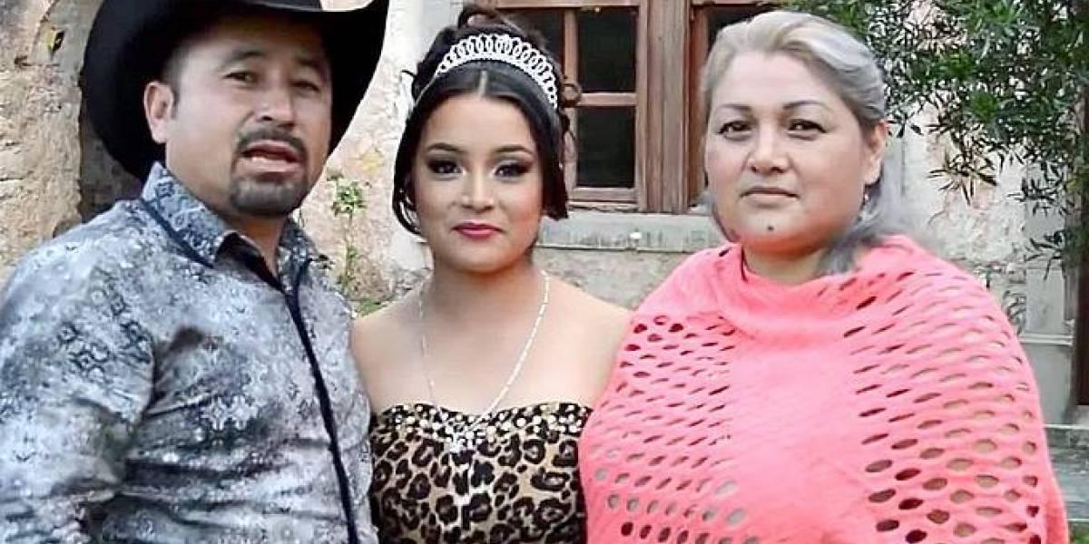 """La quinceañera más famosa del planeta: así luce Rubí, la joven que se hizo viral tras invitar a """"todo el mundo"""" a su fiesta"""