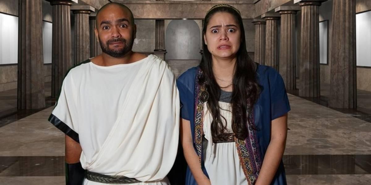 Herodes y los sabios de Oriente
