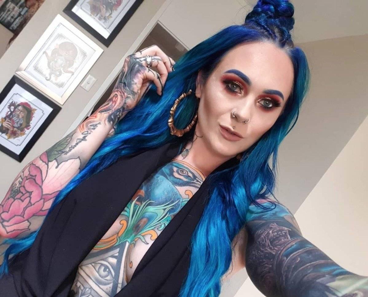 La doctora más tatuada