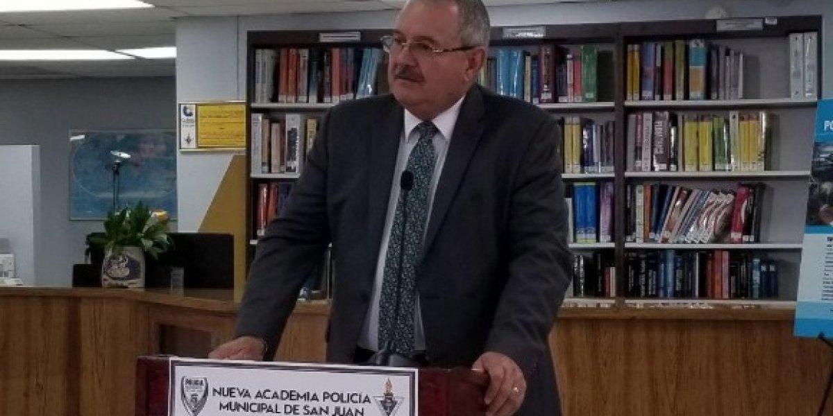José Caldero quiere despenalizar todas las drogas