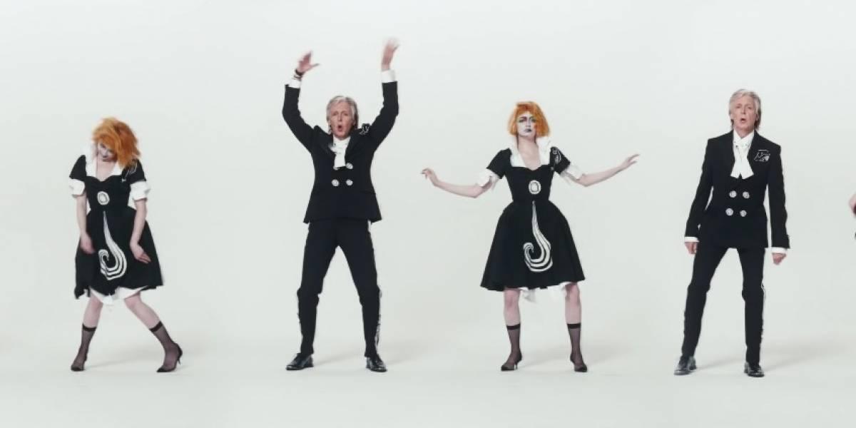 Paul McCartney e Emma Stone se unem contra bullying em novo clipe; assista
