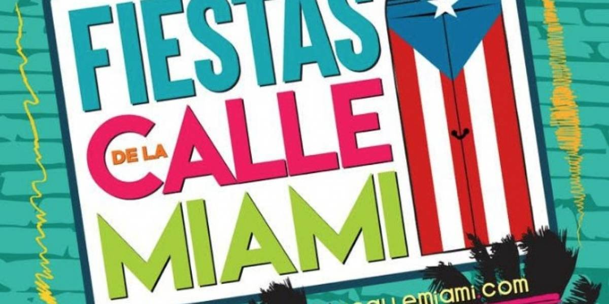 """Celebran cuarta edición de las """"Fiestas de la Calle Miami"""""""