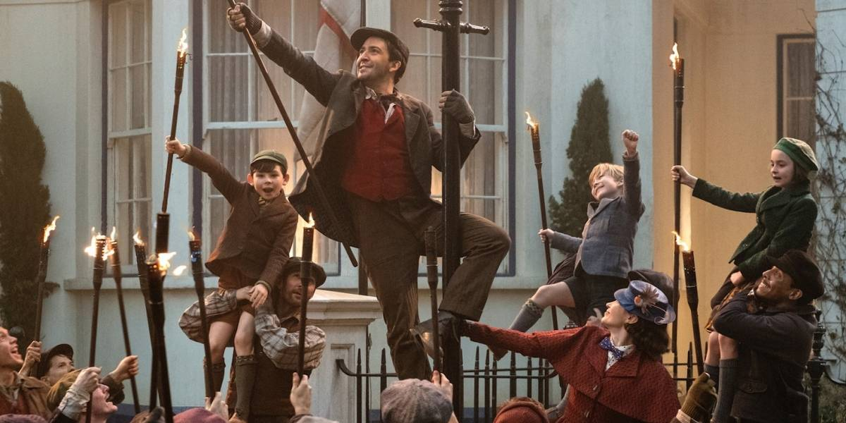 """Lin-Manuel Miranda: trabajar en """"Mary Poppins"""" es un sueño"""