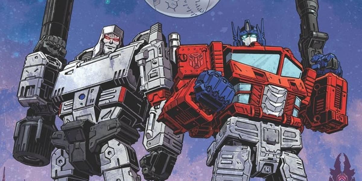 IDW y Hasbro relanzarán los cómics de Transformers en 2019
