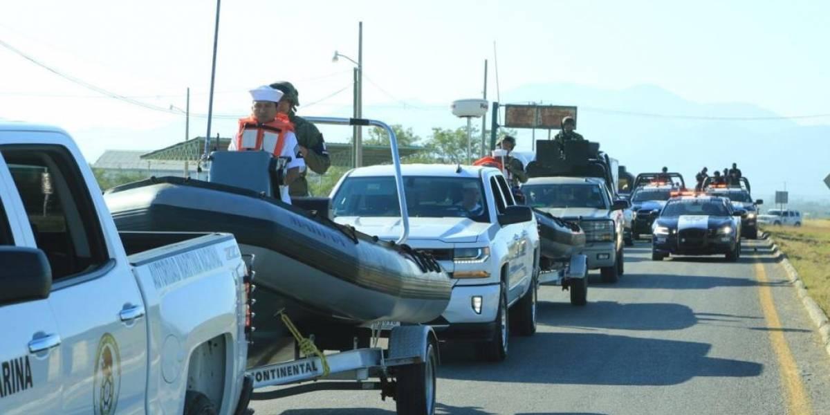 Arranca operativo Invierno Seguro 2018-2019 en Tamaulipas