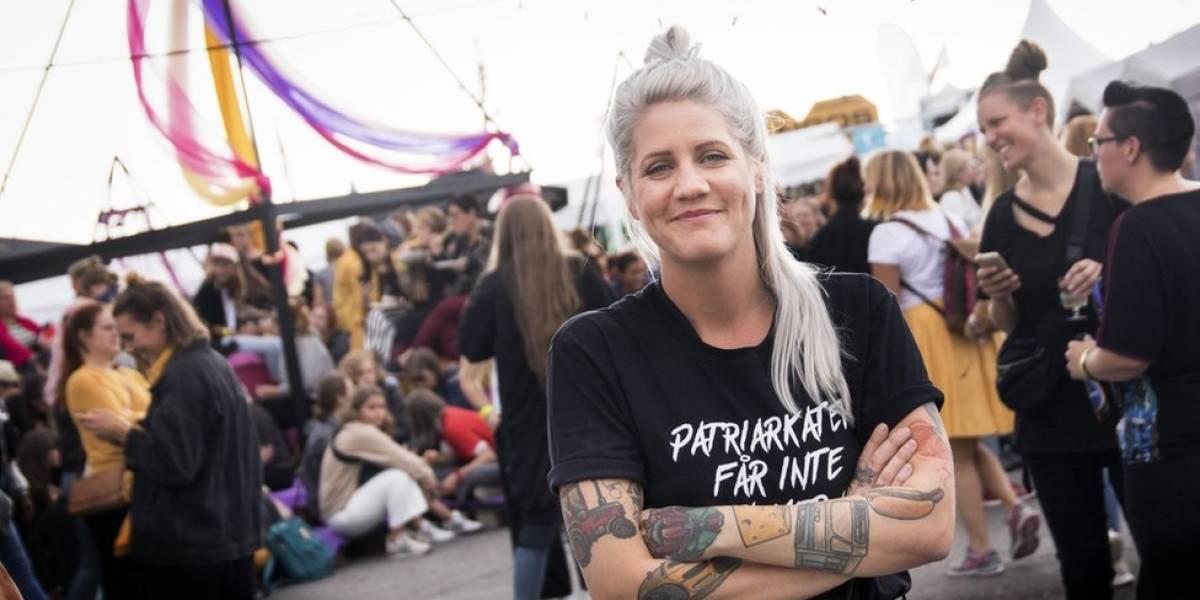 Festival de música na Suécia é culpado de discriminação por banir homens