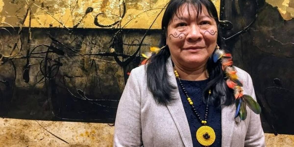 """""""Basta ter oportunidade"""": indígena brasileira se junta a Mandela e Malala com principal prêmio de direitos humanos da ONU"""